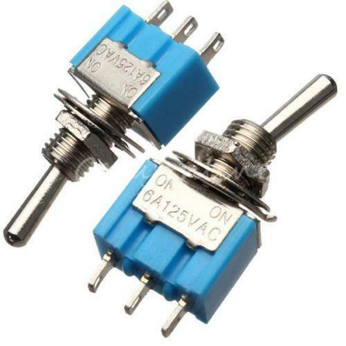 3 Position Toggle Switch Ebay