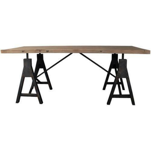 Industrial Dining Table Ebay