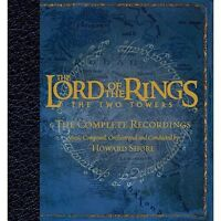 LOTR: TWO TOWERS COMPLETE RECORDINGS OST
