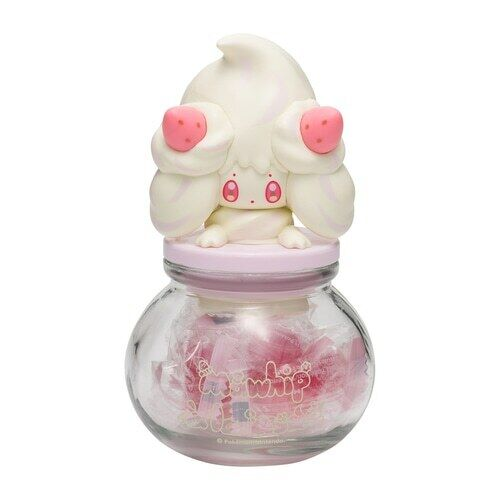 Pokemon Candy Bottle  Mawhip à la mode Alcremie Japan import NEW Pocket Monster