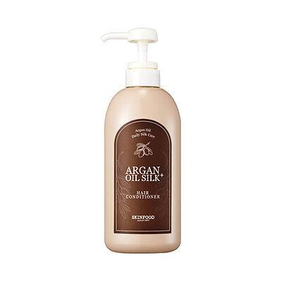 SKINFOOD Argan Oil Silk Plus Hair Conditioner - 500ml