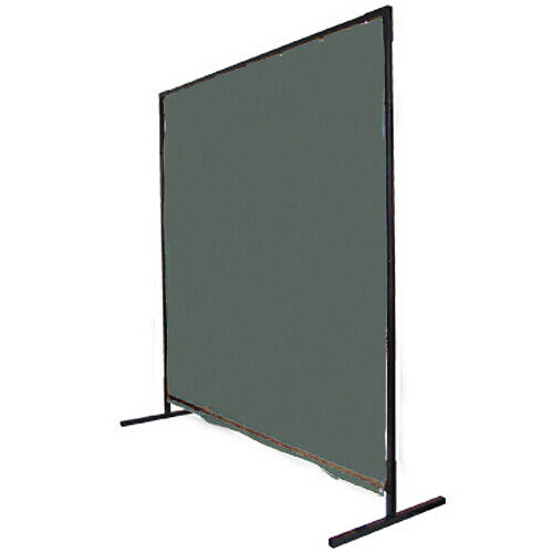 Revco 6x6CF1 12 oz Canvas Duck Welding Screen and Frame Set (6
