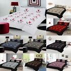 Patchwork Quilt Covers with Three-Piece Items in Set