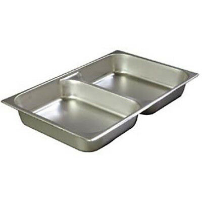Divided Chafer Pan - 12-34wx20-34dx2-12h