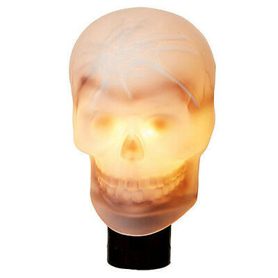 Lights in the Night - Skull night light - #MW-NL-H-106593](Light The Night Halloween)