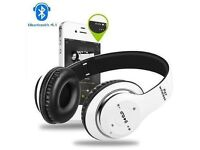Headphones Wireless Music Auriculares Foldable Headset Bluetooth With MIC Support FM Radio TF Card