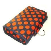 Tri Fold Cosmetic Bag