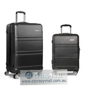 20+28 Inch Hard-shell Luggage Set TSA Approved Lock Melbourne CBD Melbourne City Preview