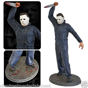 Halloween-Michael-Myers-1-4-Scale-Statue-by-Hollywood-Collectibles-1-4-Scale