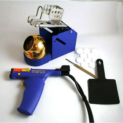Hakko Fm2024-42 Desoldering Iron Conversion Kit With Iron Holder And Cleaning