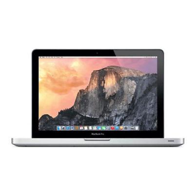 """Apple MacBook Pro 13.3"""" Intel Core i5 2.50GHz 4GB RAM 500GB HDD MD101LL/A (D)"""