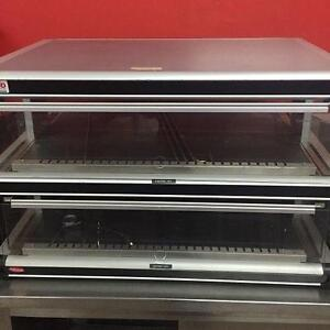 Reconditioned Hatco Gravity Feed Grab N Go Heated Display Case