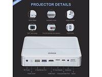 iCodis CB-400 Mini Projector,