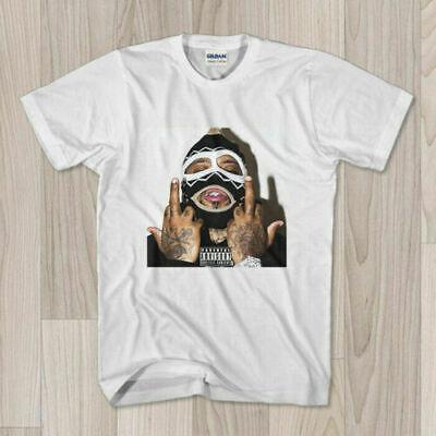 Westside Gunn Tshirt Hip Hop Rap Gildan T shirt Vintage Men Gift Tee NY94064