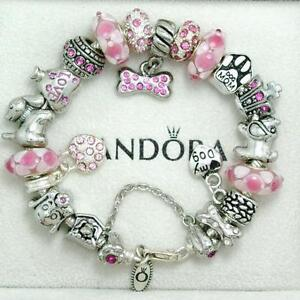 Authentic Pandora Charms Dog
