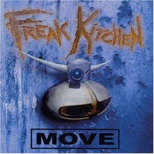 Kitchen Freak, Freak Kitchen - Move [New CD]