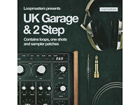 UK Garage 2-Step Sample Packs // FOR CUBASE // LOGIC // ABLETON // REASON