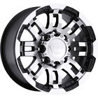 16 Rim Diameter Car and Truck Wheel and 6 Rim Width Tyre Packages 245 Section Width