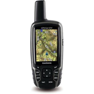Garmin Gpsmap 62St Gps Receiver Navigator 62S Bundle   Remote Antenna Incl Free
