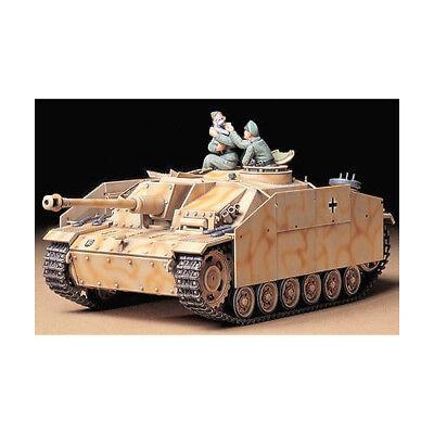 35197 Tamiya German Sturmgeschuetz Iii Ausf.G 1/35th Plastic Kit 1/35 Military