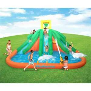 Ultimate Inflatable Backyard Water Park inflatable water park | ebay