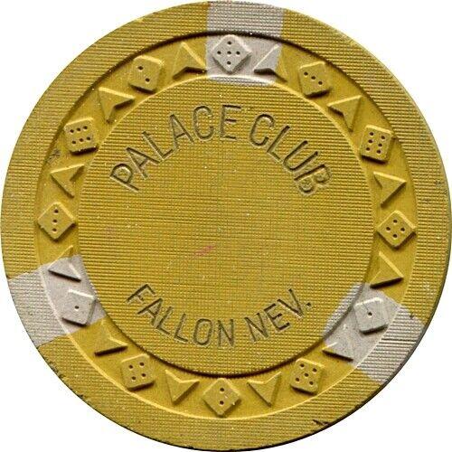 Palace Club, Fallon $20 Casino Chip