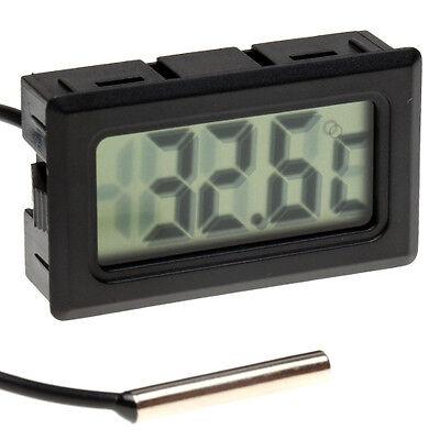 Mini Digital Lcd Fridge Freezer Thermometer Temperature Meter Temp Sensor Probe