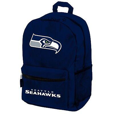 Nfl Seattle Seahawks Backpack Sport