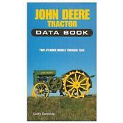 John Deere Antique Tractor Parts D