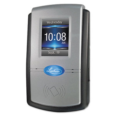 Pc700 Online Wifi Touchscreen Time Attendance System Gray