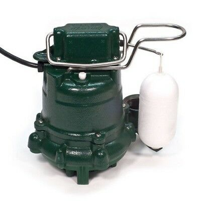 Automatic Cast Iron Sump Pump