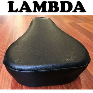 Seat - NEW - Aftermarket + FREE Seat Rubbers for Honda CT110 CT90 Postie Bikes