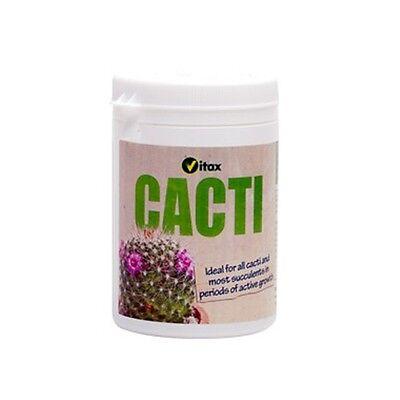 Vitax Cactus ALBERO Specialist PIANTA ALIMENTAZIONE fertilizzante 200g tub NUOVO