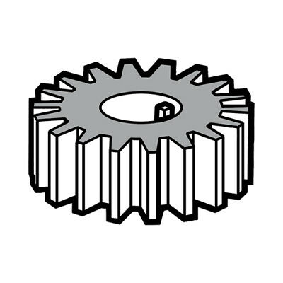 Pinion Beater Gear 19t For Hobart Mixers A120 And A200 Oem 00-015217