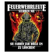 Feuerwehr Aufkleber
