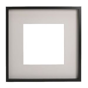 "IKEA RIBBA Picture Frames - Black - 19 ¾x19 ¾ ""(x4)"