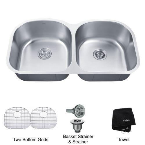 Kraus Undermount Kitchen Sink Ebay