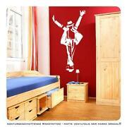 Michael Jackson Wandtattoo