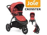 BRAND NEW! Joie Crosster pushchair sealed box