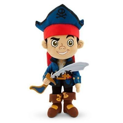 Disney Toy Story Captain Jake and the Neverland Pirates Stuffed Toy Plush Doll   (Jake And Pirates)
