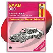 Saab 900 Repair Manual