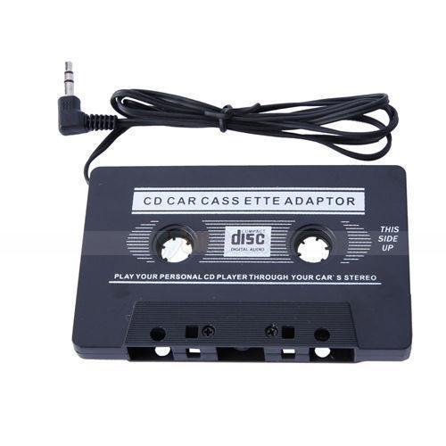 cd car cassette adaptor ebay. Black Bedroom Furniture Sets. Home Design Ideas