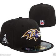 Baltimore Ravens Fitted Hats