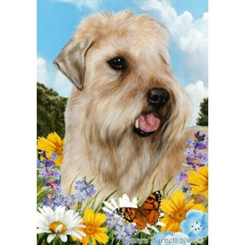 Summer House Flag - Wheaten Terrier 18056