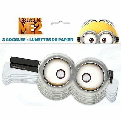 Despicable Me Party Theme (NEW Despicable ME: Goggles Birthday Party Theme, Party Supplies - 8)