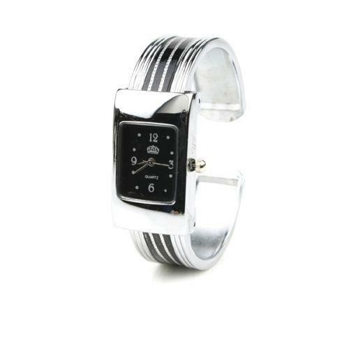 bangle gucci watch black snake tiger small ladies silver sterling watches