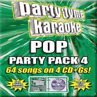 Sybersound Rock Karaoke CDGs, DVDs & Media