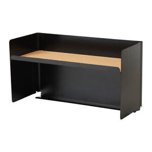 2 Brand New IKEA - BEKANT Desktop Shelves