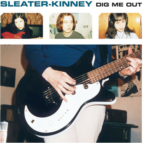 Sleater-Kinney - Dig Me Out [New CD]