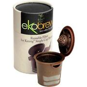 Reusable K Cup Pod